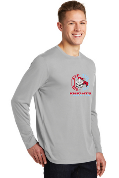 T&F Sport-Tek® Long Sleeve PosiCharge® Competitor™ Cotton Touch™ Tee