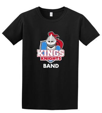 Kings Band Short Sleeved Tee