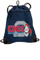 Kings Indoor T&F Cinch Bag