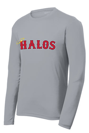 Halos Long Sleeved Performance Tee (Youth/Adult)