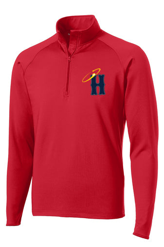 Halos Performance Fleece 1/4 Zip Pullover