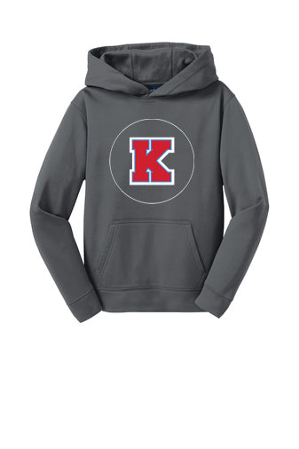 Kings Sport Tek Performance Hoodie (Youth/Adult)