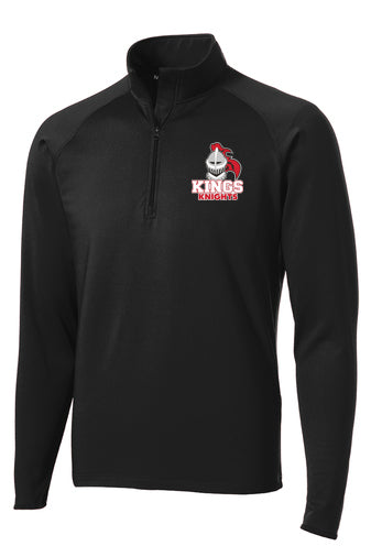 Kings Performance Quarter Zip