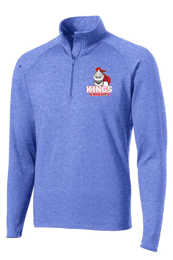 Kings Sport Tek 1/4 Zip Performance Fleece (Unisex)