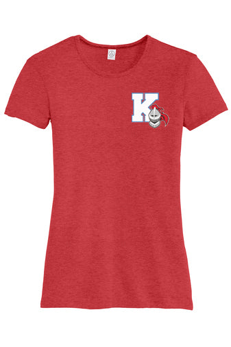 Kings Short Sleeved Ladies Tee
