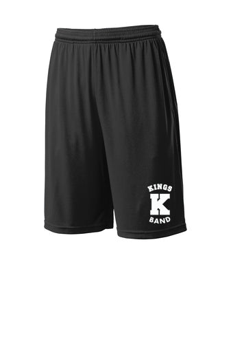 Kings Band Sport Tek Shorts