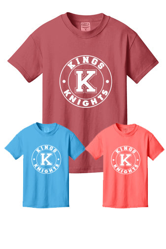 Kings Southern Style Vintage Logo Tee