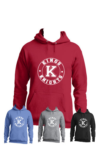 Kings Seal Hoodie (Youth/Adult to 4X)