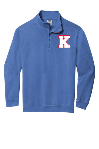 Kings Comfort Colors Quarter Zip (Sale!)