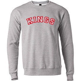 Kings Collegiate Logo Crewneck