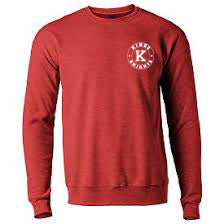 Kings Vintage Seal Logo Crewneck
