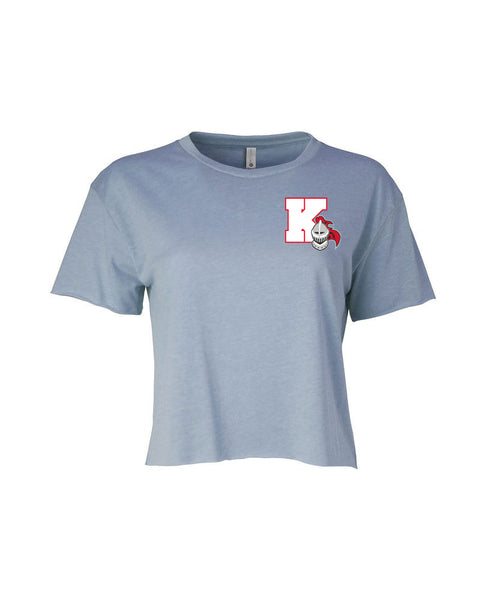 Kings Cropped Festival Tee