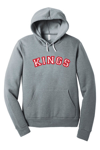 Kings Bella Canvas Collegiate Hoodie (Youth/Adult)