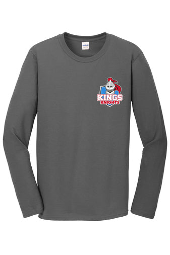Kings Long Sleeved Tee (Youth/Adult)