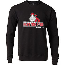 Kings Indoor T&F Crewneck Sweatshirt