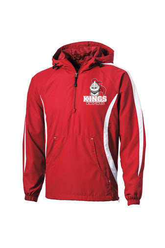 Kings Pullover Windbreaker