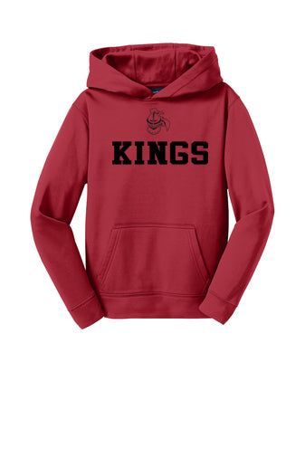 Kings Performance Hoodie (Youth/Adult)
