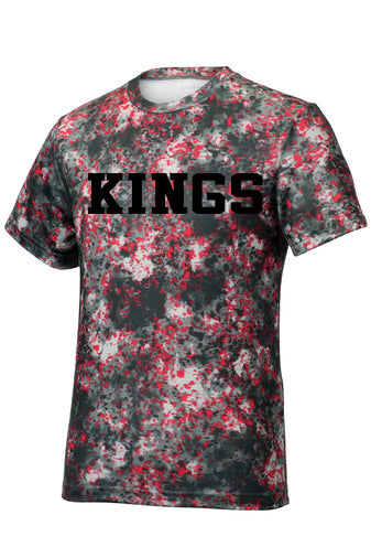 Kings Mineral Wash Performance Tee