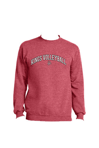 Kings Volleyball 2020 Crewneck (Youth/Adult)
