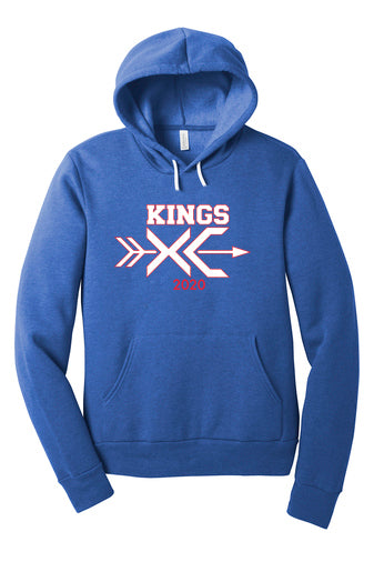 Kings Cross Country Bella Canvas Hoodie