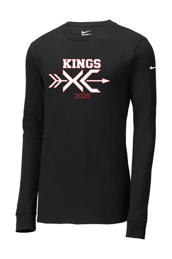 Kings XC Nike Long Sleeved Tee