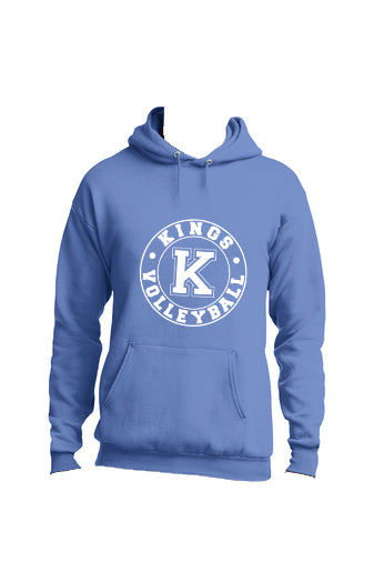 Kings Volleyball Logo Hoodie (Youth/Adult)