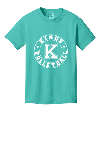 Kings Volleyball Beach Tee (Youth/Adult)