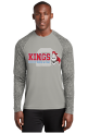 Kings Indoor T&F DigiCamo Long Sleeve