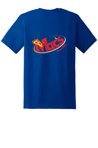 Mac's Pizza Collection- Mac's Pizza Logo Tee