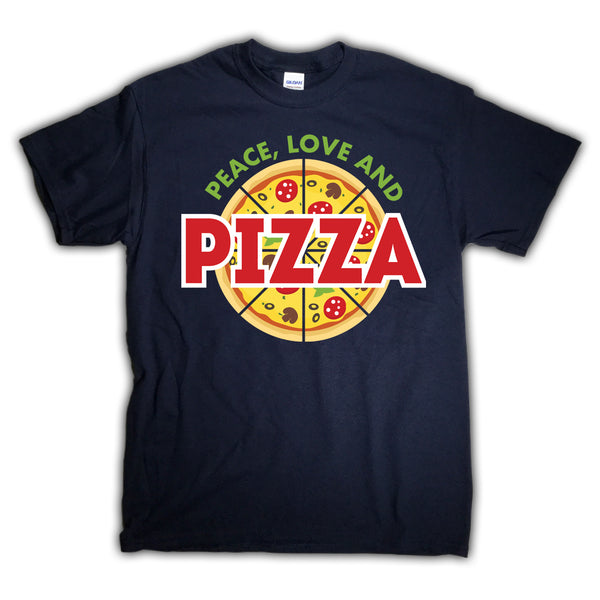 Mac's Pizza Collection- Peace Love Pizza