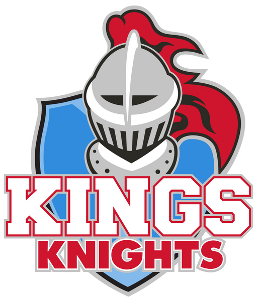 Kings Shield Sticker