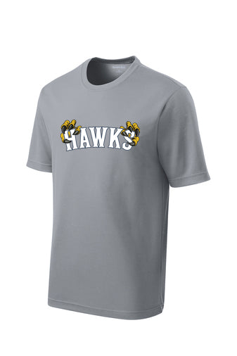 Silverhawks Youth/Adult Short Sleeved Tech Tee