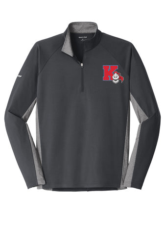 Kings Unisex 1/2 Zip Performance Pullover