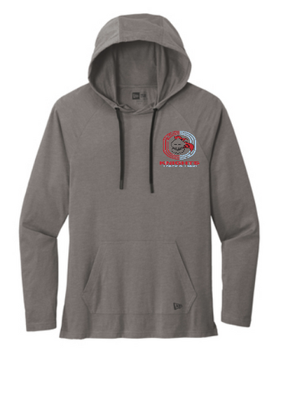 T&F New Era® Tri-Blend Hoodie