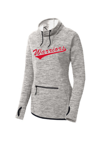 Warriors Ladies Cowl Sweatshirt