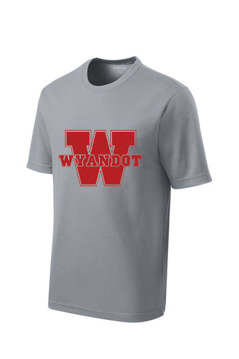 Wyandot Dry-Fit Tee (Youth/Adult)