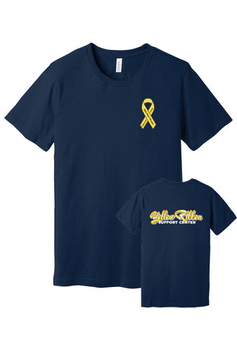 Yellow Ribbon Support Tee