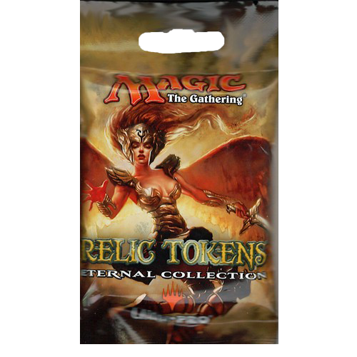 Ultra Pro Relic Tokens - Eternal Booster Pack