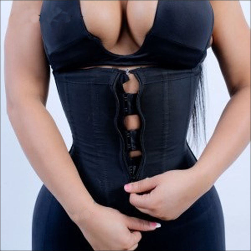 Miss Moly Latex Waist Trainer