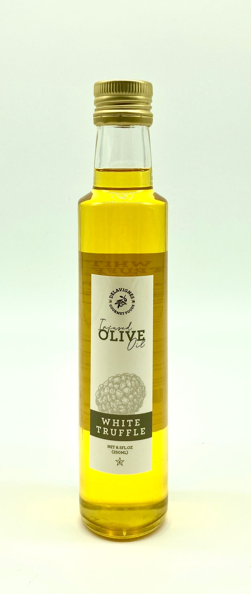 White Truffle Infused Olive Oil 8.5oz
