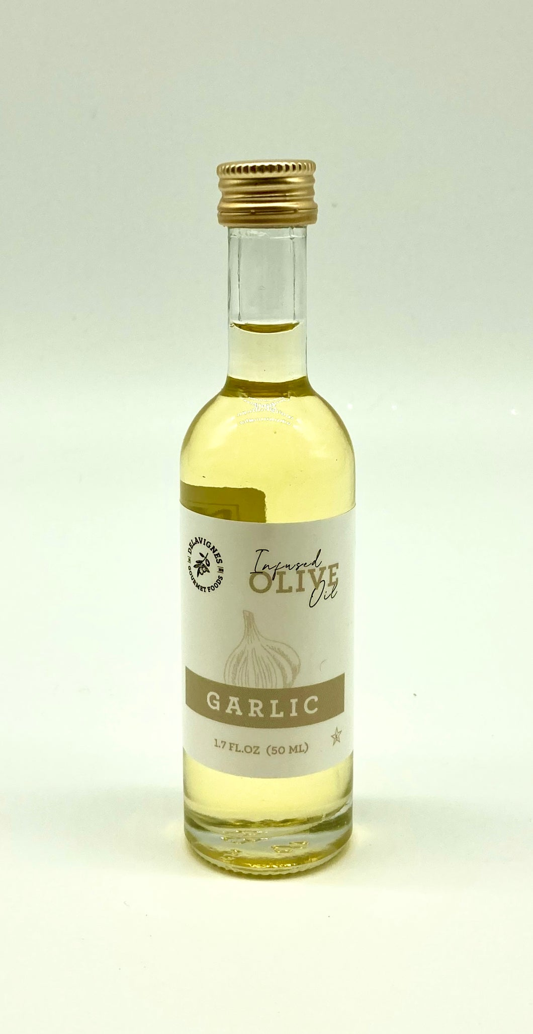 Garlic Infused Olive Oil 1.75oz