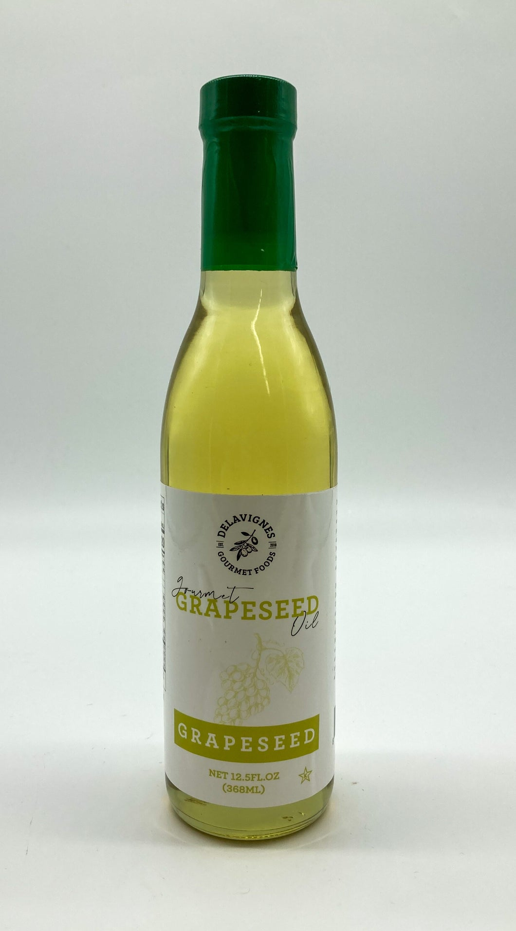 Delavignes Grapeseed Oil 12.5oz