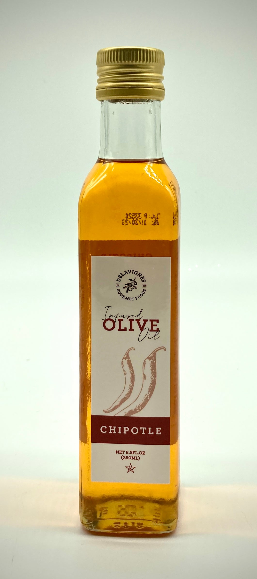 Chipotle Infused Olive Oil 8.5oz