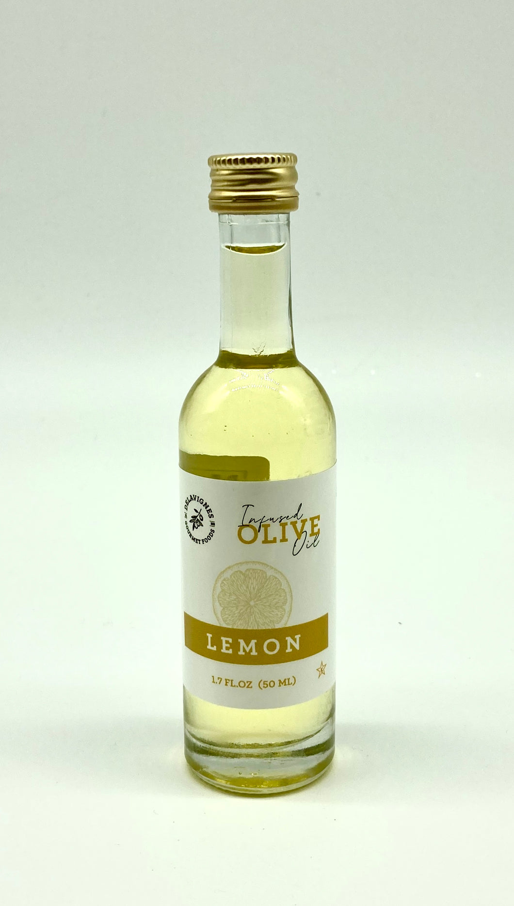Lemon Infused Olive Oil 1.75oz