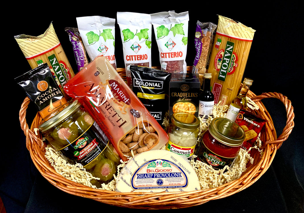 Italian Sampler Basket