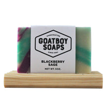 Load image into Gallery viewer, Goatboy Soaps - Blackberry Sage
