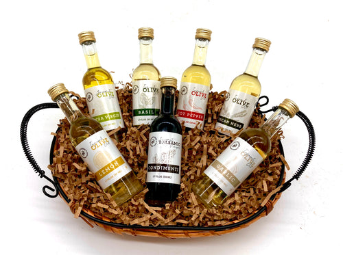 Delavignes Ultimate Sampler Gift Basket