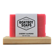Load image into Gallery viewer, Goatboy Soaps - Cherry Almond