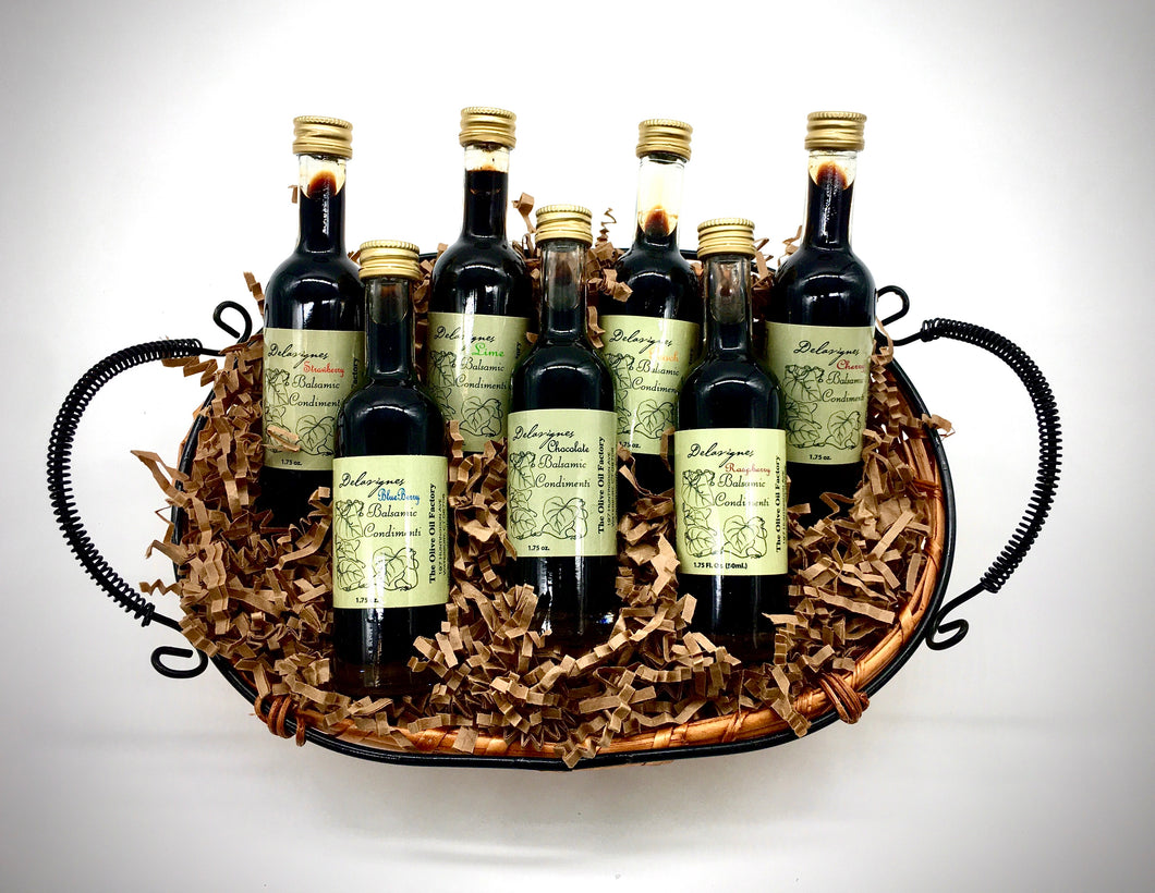 Ultimate Balsamic Sampler Basket