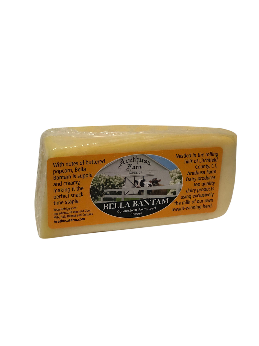Arethusa Farm Bella Bantam Cheese